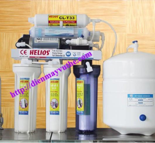Máy lọc nước tinh khiết Helios 5 lõi có thùng