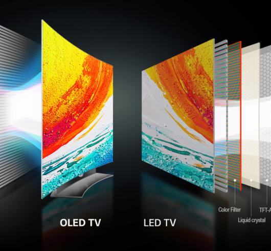 TV LG OLED EG920T