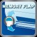 Memory flap