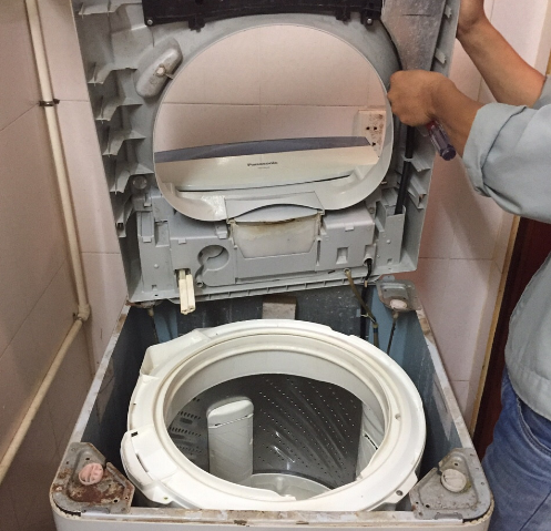 Kết quả hình ảnh cho vệ sinh máy giặt