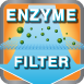 Enzyme filter